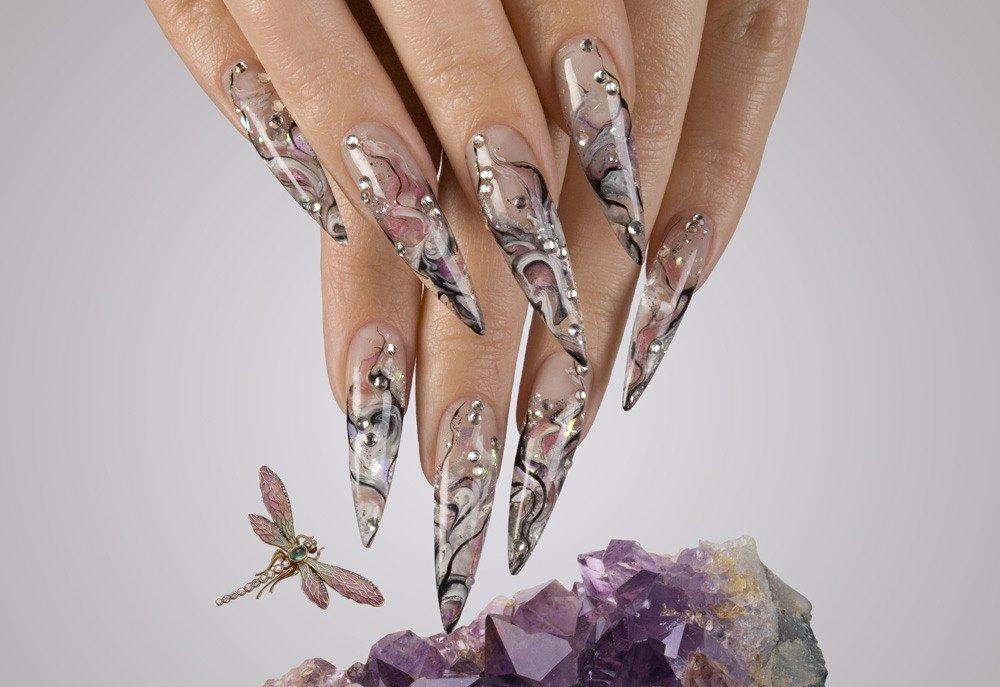 Лучшие дизайны ногтей фотогалерея работ